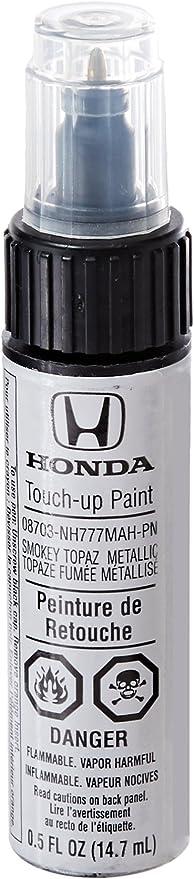 Genuine OEM Honda Touch-up Paint Pen NH-777M Smokey Topaz Metallic