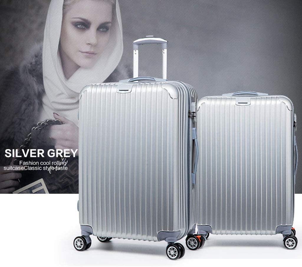 Thick Alloy Rod Strong Load-Bearing Capacity Z-Trolley case Mesurn Business Suitcase 22//26 Inch Universal Wheel Password Suitcase Multi-Function Stealth Hook