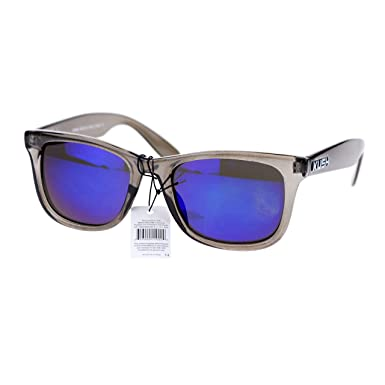 mirrored sport sunglasses  Amazon.com: Marijuana Kush Brand Mens mirrored Mirror Lens ...