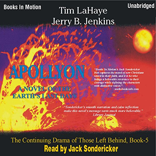 Apollyon: Left Behind Series, Book 5