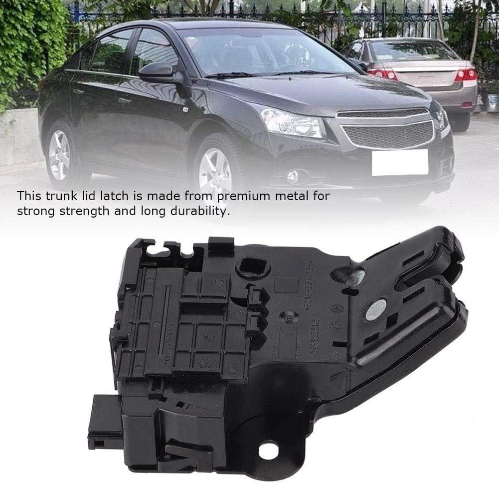 Trunk Lid Lock Rear Trunk Lock Lid Latch Fit For Chevrolet Camaro Cruze Buick Regal 2011-2017 13501988//5452559