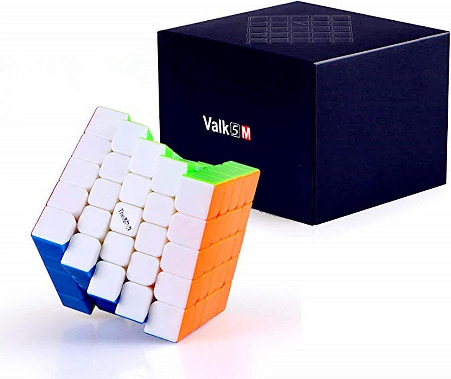 LiangCuber YuXin Little Magic 6x6 M Magnetic Stickerless Speed Cube Puzzle