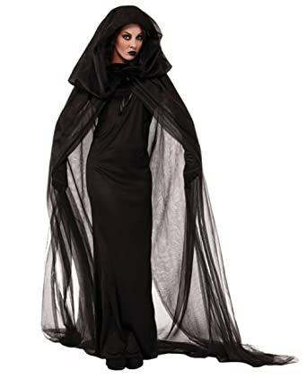 Amazon.com: Aoibox Women's Halloween Costume Witch Prom Dress with ...