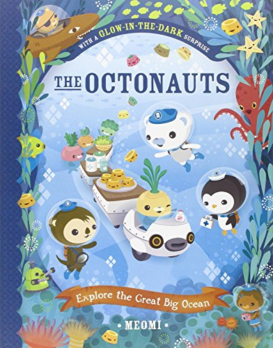 Price comparison product image The Octonauts Explore the Great Big Ocean