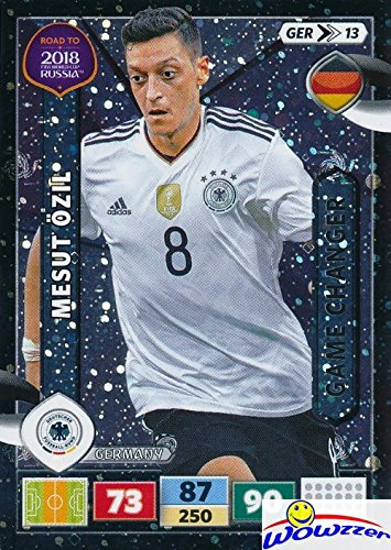 2018-panini-adrenalyn-xl-road-to-russia-mesut-ozil-germany-game-changer-insert-card-awesome-special-