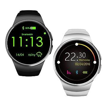 Love Life Relojes Inteligentes para Hombres y Mujeres,Compatible con Tarjeta SIM Llamada de Voz Reloj de Pareja, Regalo de cumpleaños para el día de San: ...