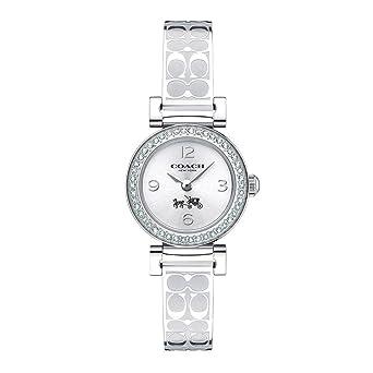 891f736c2f8f [コーチ] 時計 レディース COACH 14502201 MADISON FASHION マディソンファッション ブレスレット 腕時計 ウォッチ  シルバー [