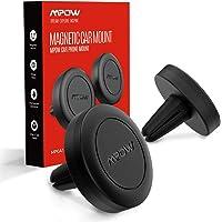 Mpow Soporte Móvil Coche, [2 Paquete] Soporte Móvil Coche para Iman Rejillas del Air para iPhone 11 Pro 11 11 Pro MAX XS…