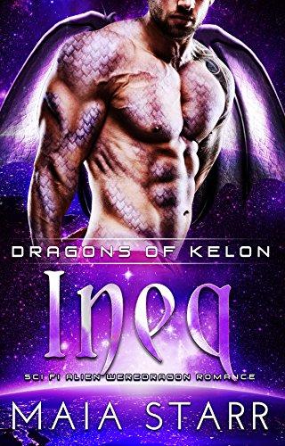 Ineq (Dragons Of Kelon) (A Sci Fi Alien Weredragon Romance)