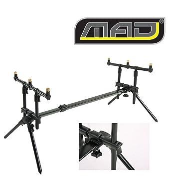 DAM Mad D-Fender - Caña de Pescar (3 Unidades): Amazon.es ...