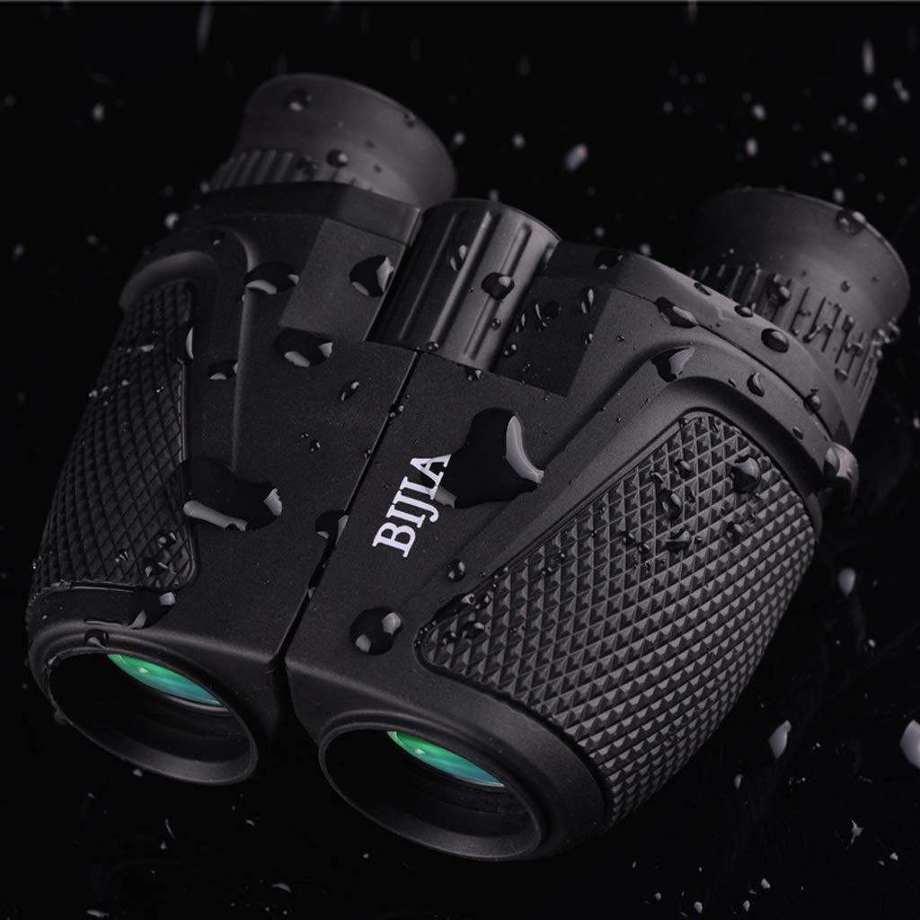 HBJP Jumelles Télescope 12x25 Haut de Gamme Professionnel - Télescope Compact étanche à Zoom HD - Poids léger