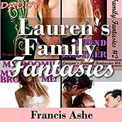 Lauren's Family Fantasies 4-Pack