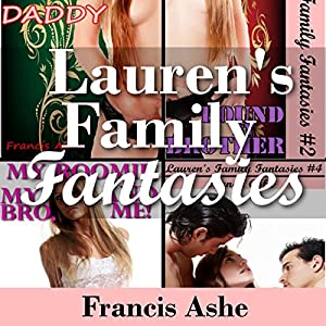 Lauren's Family Fantasies 4-Pack Audiobook