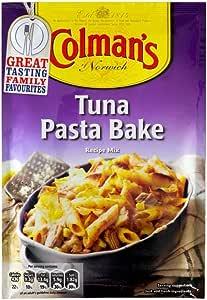 Colman's Tuna & Pasta Bake Recipe Mix (44g) - Pack of 6