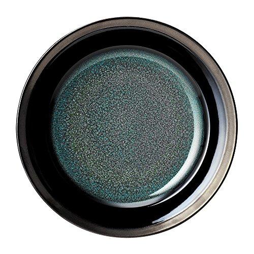 Gourmet Basics Jade Salad Plate 8-1/2-Inch