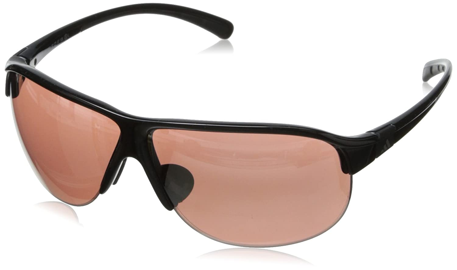 Sportbrille Tourpro S Shiny Black-Grey / LST Active