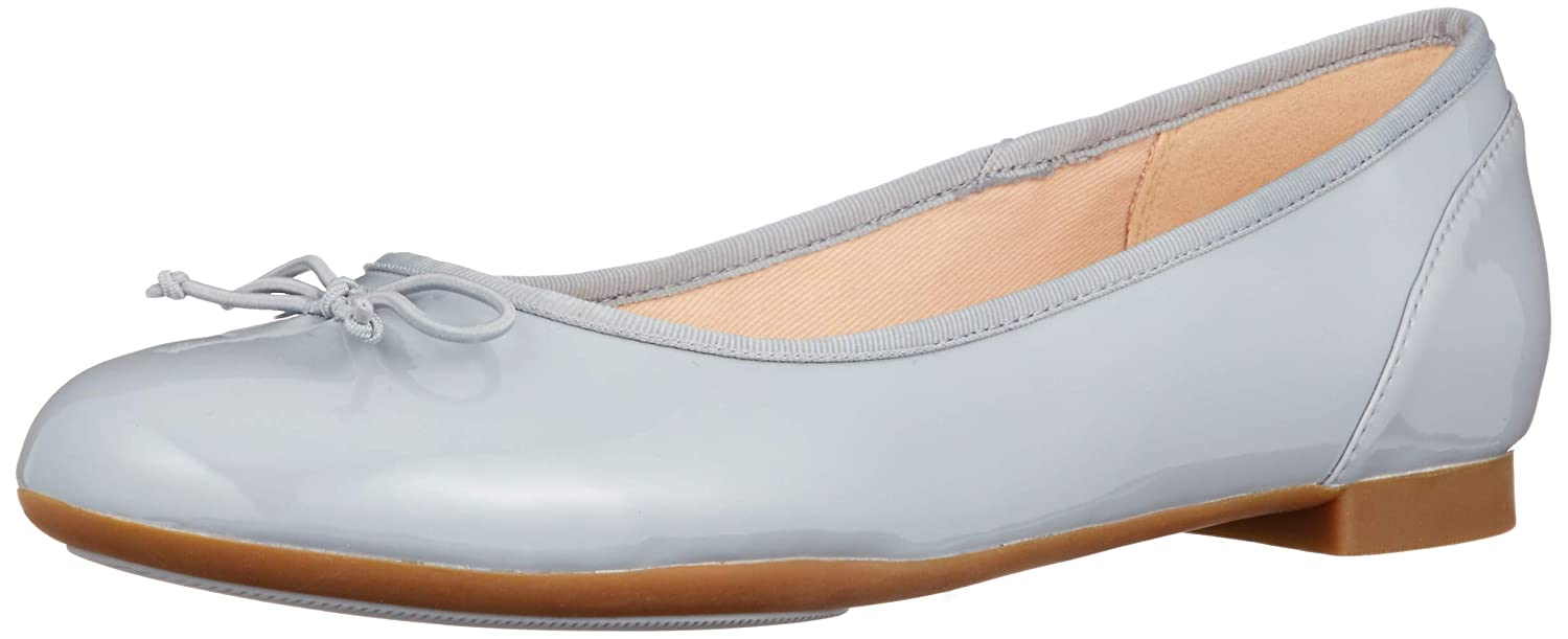 a46509be609 Clarks Couture Bloom Synthetic Shoes in Grey Blue  Amazon.co.uk  Shoes    Bags