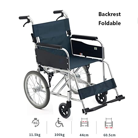 El Andador De Ruedas Plegable For Ancianos Puede Sentarse En ...
