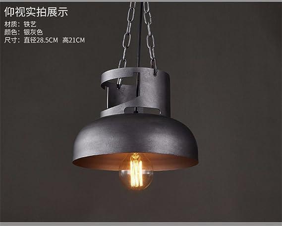 Plafoniere Per Cucine Industriali : Jhyqzyzqj lampadari lampade a sospensione plafoniere nouveau