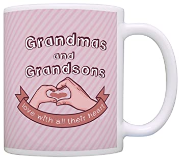 Amazon Mothers Day Gifts Grandmas And Grandsons Love With All