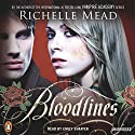 Bloodlines Audiobook by Richelle Mead Narrated by Emily Shaffer