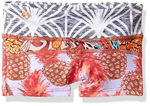 Maaji Little Girls' Pintastic Party Citrus Lovers Shorts, Multi, 4