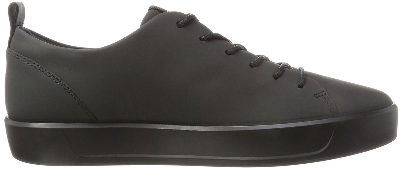 Ecco Soft 8 Men's, Sneakers Basses Homme, Bleu (Night Sky), 44 EU