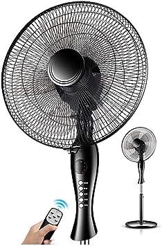 ventilador GXFC pie, Control Remoto, Silencio Ciclón Abanico de ...