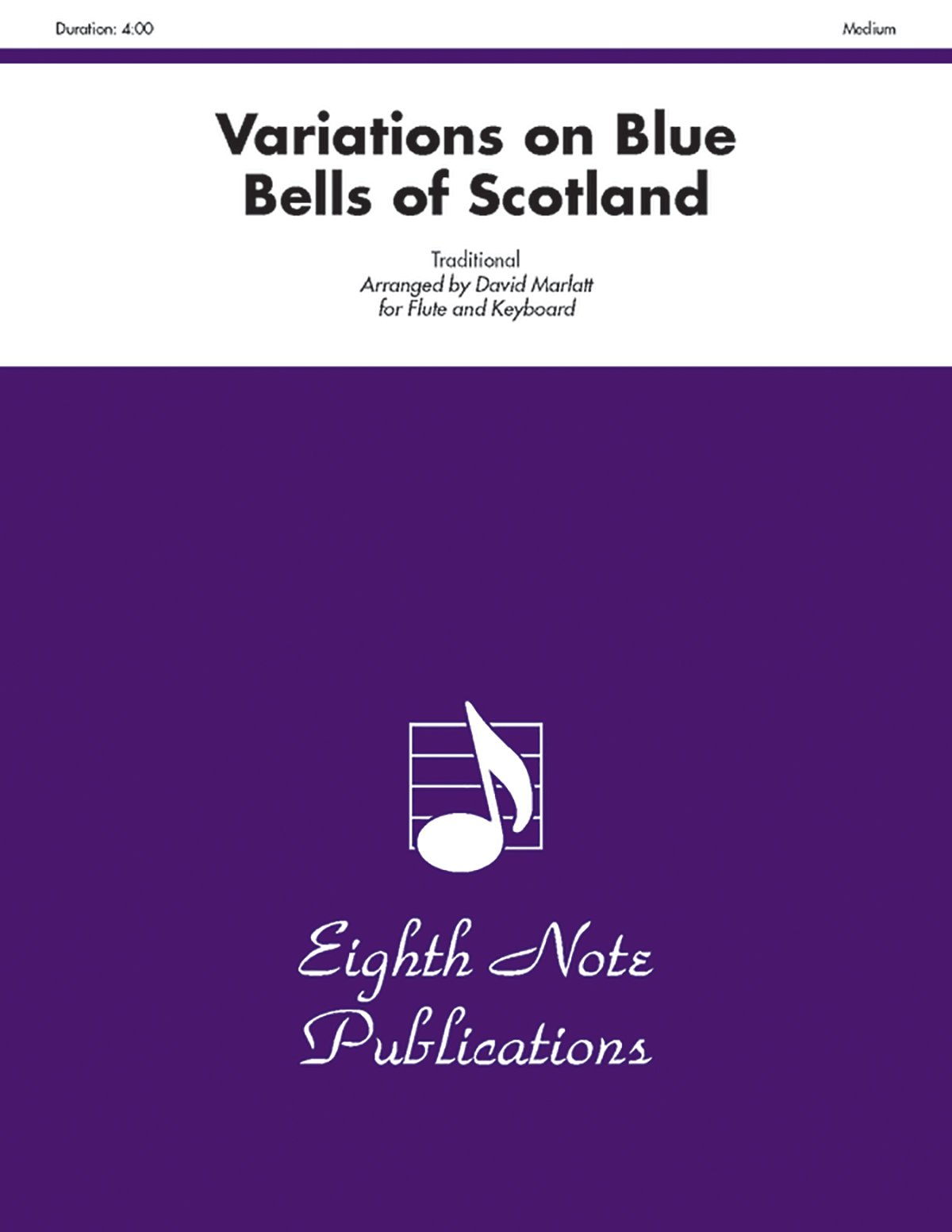 Download Variations on Blue Bells of Scotland: Part(s) (Eighth Note Publications) pdf