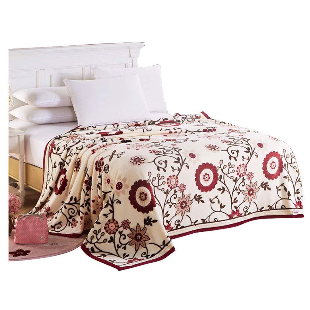 デラックススローブランケットスーパーソフトふわふわの暖かい豪華なベッドルームマイクロファイバーブランケット (サイズ さいず : 230*250cm) B07H3QBLF8  230*250cm