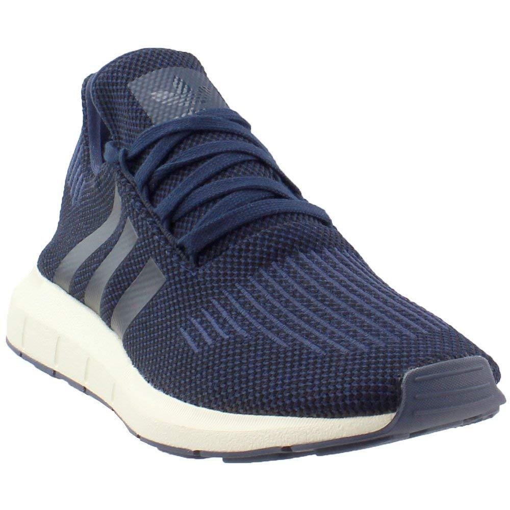 d222b0449df adidas Originals Swift Run Navy/Black/Trace Blue Men's Running Shoes (11.5)