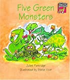 Five Green Monsters (Cambridge Reading), Juliet Partridge, 0521477875