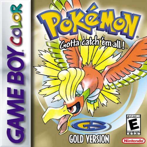 Pokemon Gold Version - New Save Battery (Renewed) (Game Boy Pokemon Gold)