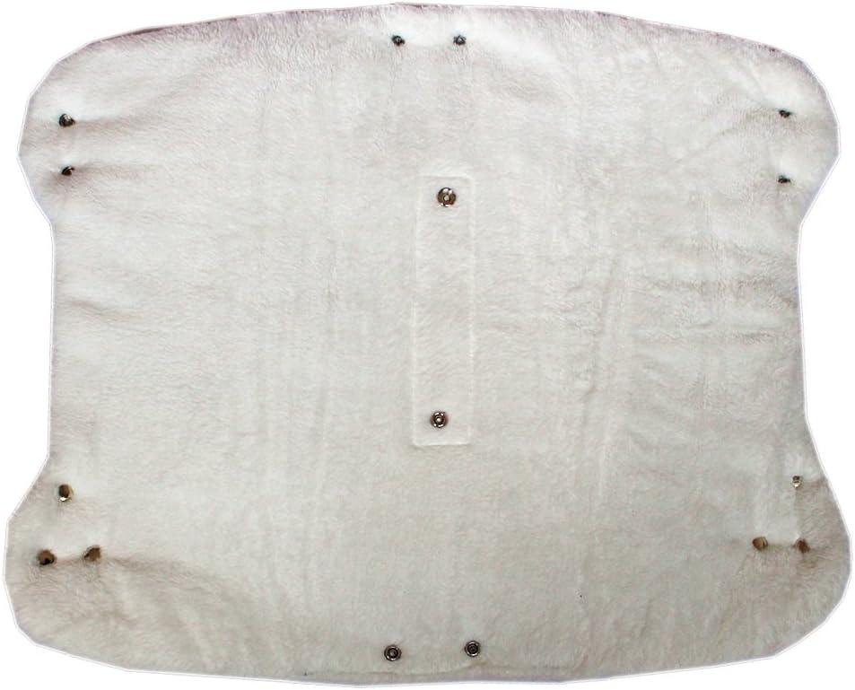 Gants de poussette rembourr/és pour garder vos mains au chaud pendant les promenades compatible avec la plupart des mod/èles de poussettes pour b/éb/és