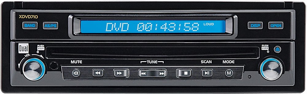 Amazon.com: Dual Xdvd710 Dvd Multimedia Receiver 7
