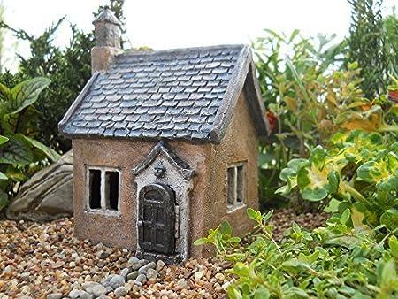 Mini jardín de hadas Cottage – pequeño por WFG: Amazon.es: Hogar