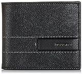 Men's Ferrari Cavallino Rampante Leather Wallet One size Black