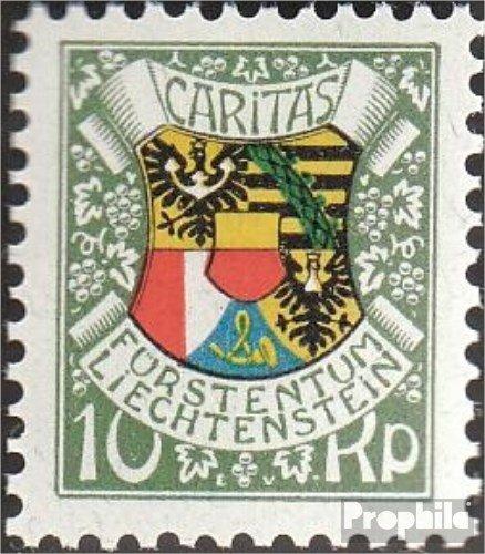 Prophila Collection Liechtenstein 75-77 (kompl.Ausg.) geprüft 1927 Geburtstag des Fürsten (Briefmarken für Sammler)