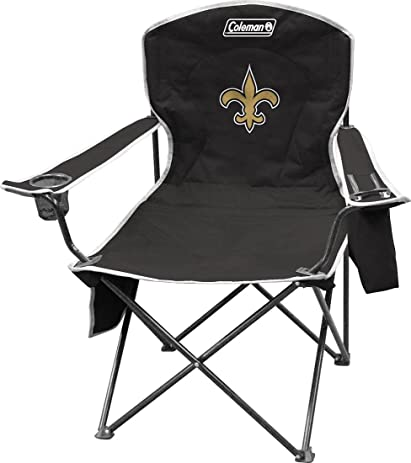 Superbe New Orleans Saints Chair XL Cooler Quad
