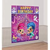 Shimmer and Shine Wall Poster Decorating Kit (5pc)
