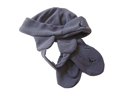 148f231e7fb Image Unavailable. Image not available for. Color  Boys Toddler 2 4T Two  Piece Beanie and Gloves Set Grey