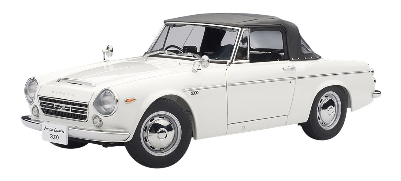 Datsun Fairlady 2000 SR311 weiß