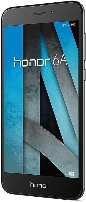 Honor 6A SIM Doble 4G 16GB Negro, Gris: Honor: Amazon.es: Electrónica