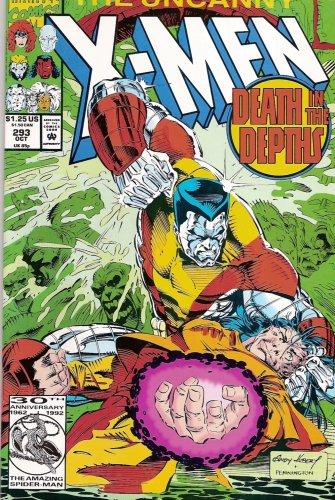 Uncanny X-men 293 (vol 1)