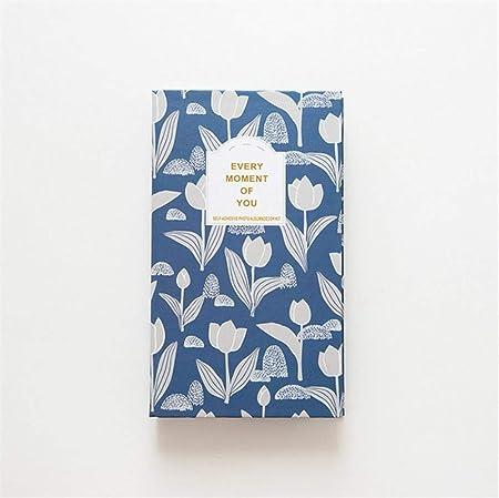 RANJN 84 Álbum de Fotos Caja Estuche para Libros para Mini álbumes de Fotos, A: Amazon.es: Hogar