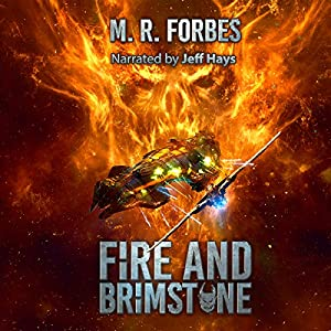 Fire and Brimstone Hörbuch