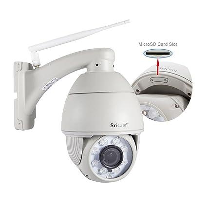 Sricam SP008B Exterior Cámara de vigilancia