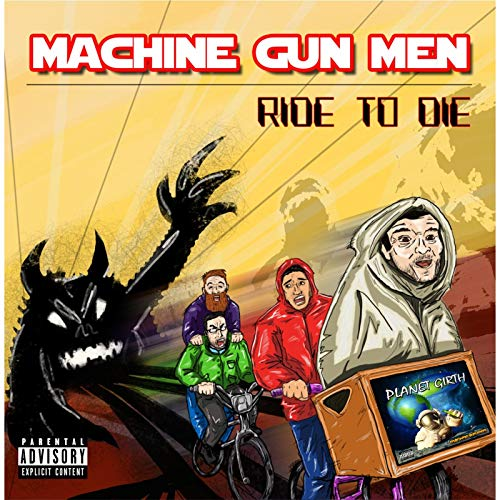 (Ride to Die *Planet Girth Edition* [Explicit] )