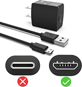 AC Charger Fit for Lenovo Yoga Book, Tab 2 A7 A8 A10 A7-10 A7-20 A10-30 A10-70 Tablet, Beats Solo 3, Studio 3, Powerbeats 3 2 by Dr. Dre Pill Wireless Bluetooth Headphones Power Supply Adapter Cord