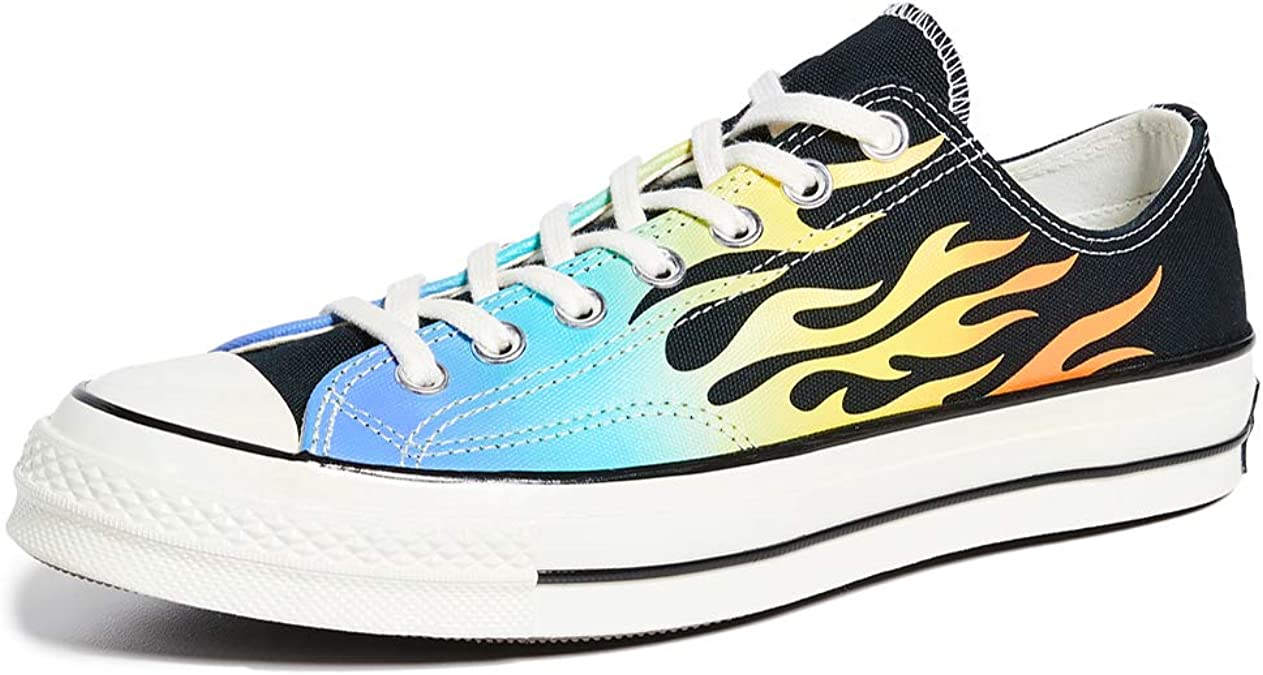 Converse Homme Baskets Chuck 70 Ox: : Chaussures et